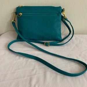 Handbags - Turquoise Crossbody